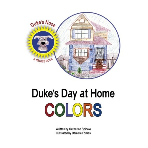 9781419698361: Duke's Day at Home: Colors