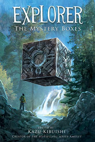 9781419700095: Explorer:The Mystery Boxes