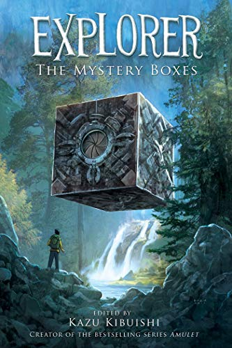 9781419700101: Explorer:The Mystery Boxes