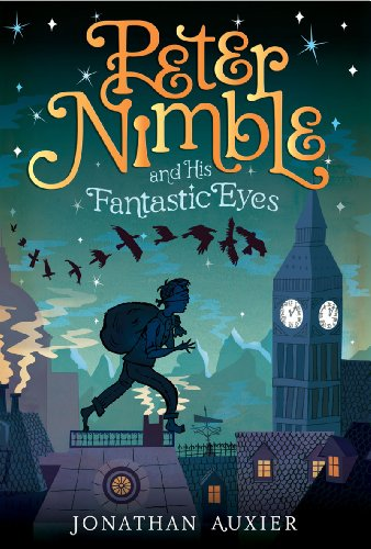9781419700255: Peter Nimble and His Fantastic Eyes
