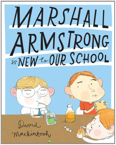 9781419700361: Marshall Armstrong Is New to Our School