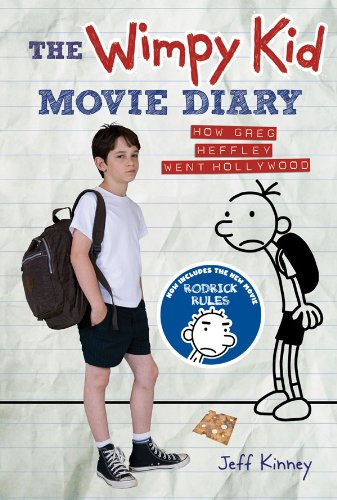 9781419700507: The Wimpy Kid Movie Diary: How Greg Heffley Went Hollywood (Diary of a Wimpy Kid)