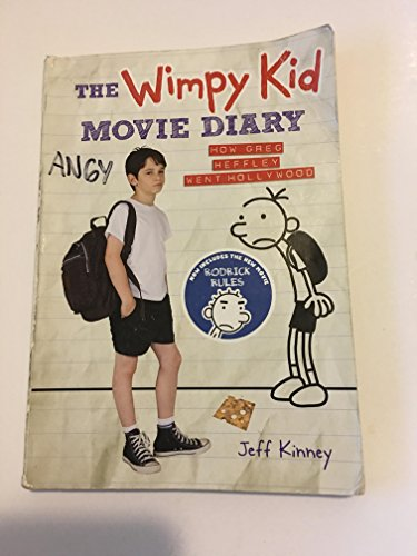 9781419700545: The Wimpy Kid Movie Diary: How Greg Heffley went Hollywood