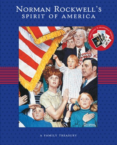 Norman Rockwell's Spirit of America: A Family: Rockwell, Norman