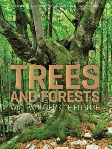 9781419700798: Trees and Forests: Wild Wonders of Europe