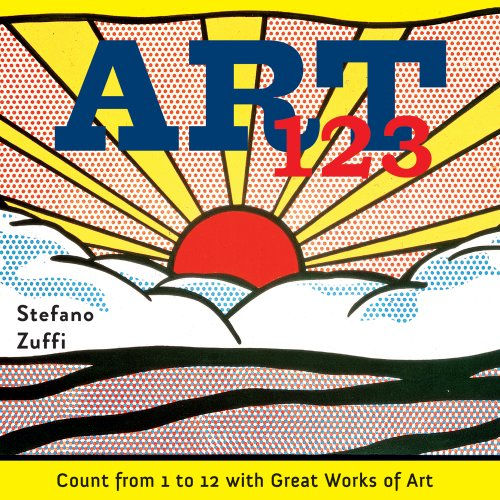 9781419701009: ART123: Count from 1 to 12 with Great Works of Art