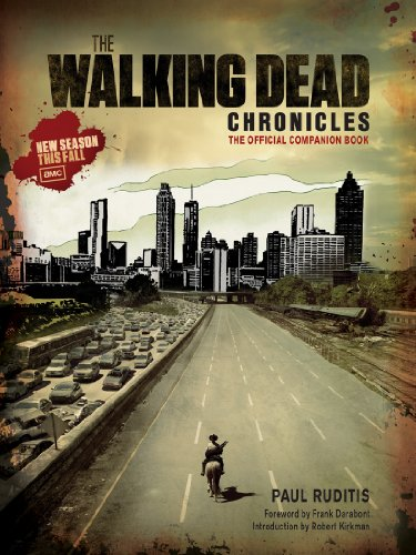 9781419701191: The Walking Dead Chronicles: The Official Companion Book