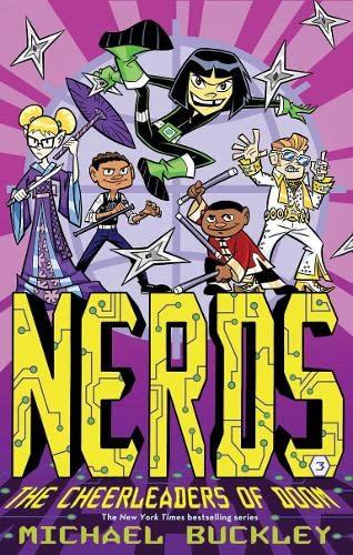 Nerds: No. 3: Cheerleaders of Doom: Buckley, Michael