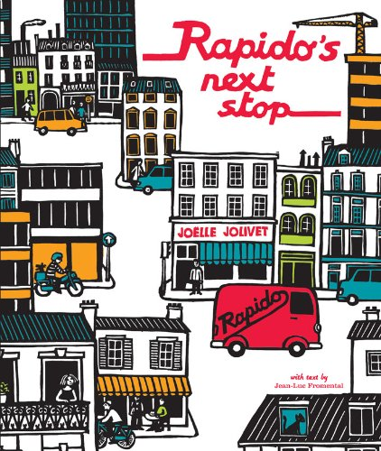 Rapido's Next Stop: Fromental, Jean-Luc