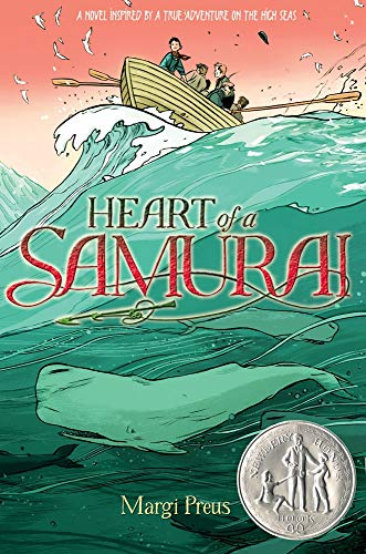 9781419702006: Heart of a Samurai: Based on the True Story of Manjiro Nakahama