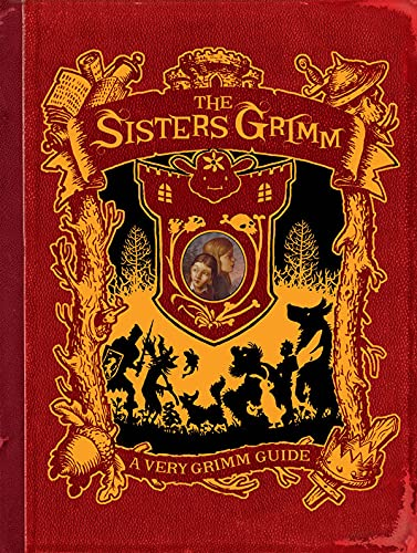 9781419702013: The Sisters Grimm Ultimate Guide