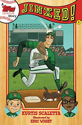 9781419702617: A Topps League Story: Book One: Jinxed!