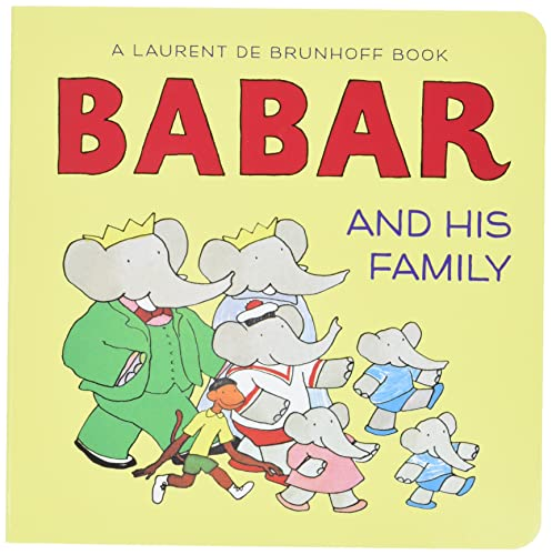 9781419702631: Babar and His Family (Babar (Harry N. Abrams))