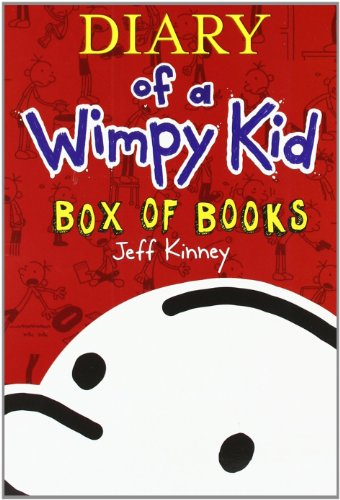 9781419702716: Diary of a Wimpy Kid 01-05