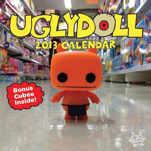 9781419703133: Uglydoll 2013 Wall Calendar