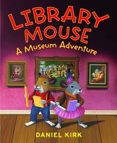 9781419703188: Library Mouse: A Museum Adventure