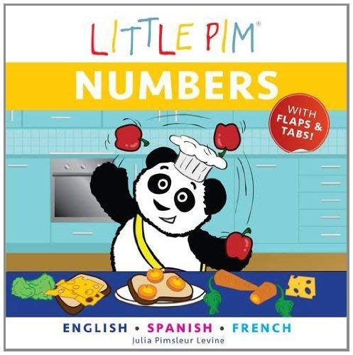 Little Pim: Numbers. Julia Pimsleur Levine: Julia Pimsleur Levine