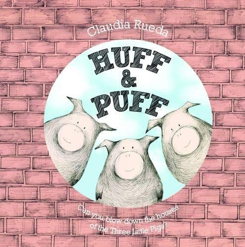 9781419703287: Huff & Puff: Can You Blow Down the Houses of the Three Little Pigs?
