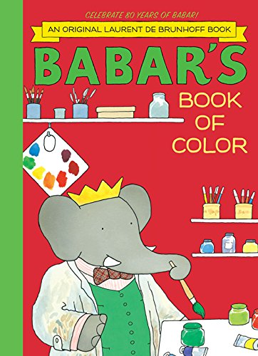 9781419703393: Babar's Book of Color