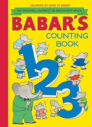 9781419703416: Babar's Counting Book (Babar (Harry N. Abrams))