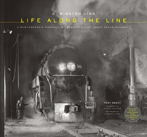O. Winston Link: Life Along the Line: Reevy, Tony