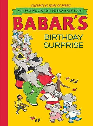 Babar's Birthday Surprise (Original Laurent de Brunhoff Books): Laurent de Brunhoff