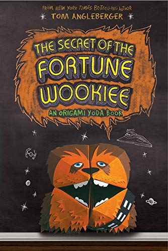 9781419703928: Secret of the Fortune Wookiee (Origami Yoda 3)
