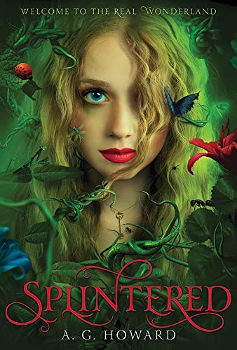 9781419704284: Splintered (Splintered Series #1): Splintered Book One