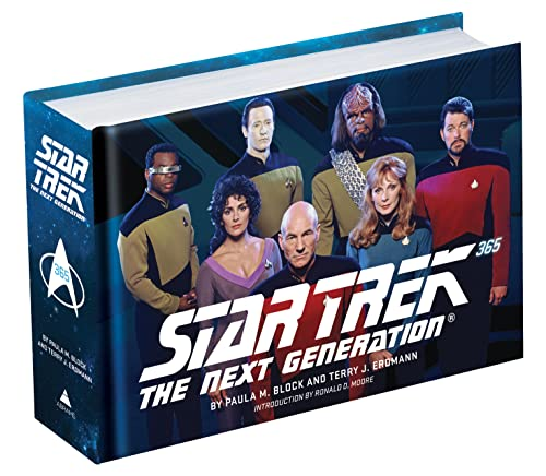 9781419704291: Star Trek: The Next Generation 365