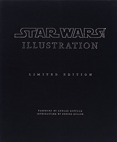 Star Wars Art: Illustration (Hardback): Lucasfilm Ltd