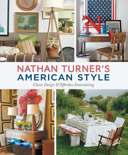 9781419704390: Nathan Turner's American Style: Classic Design and Effortless Entertaining