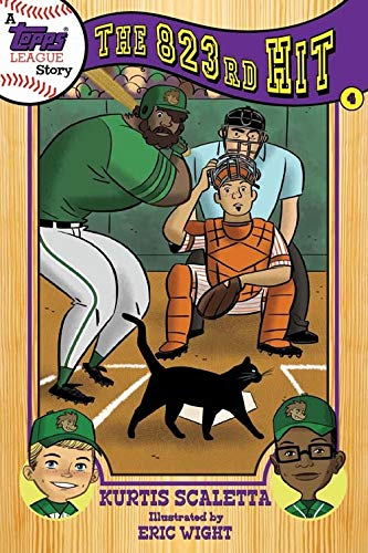 9781419704468: A Topps League Story: Book Four: The 823rd Hit