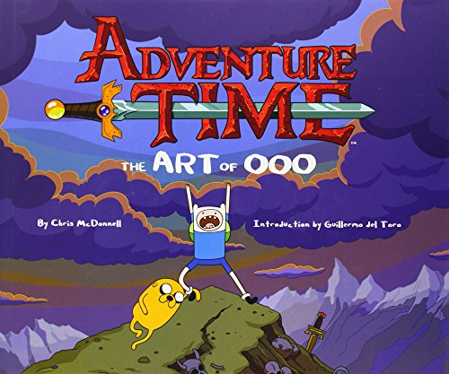 Adventure Time: The Art of Ooo: Adventure Time, Chris