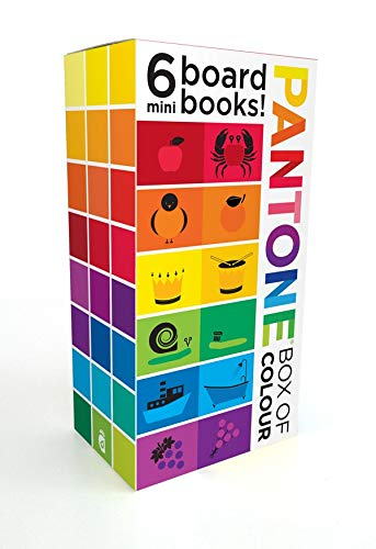 9781419705151: Pantone: Box of Colour: 6 Mini Board Books!