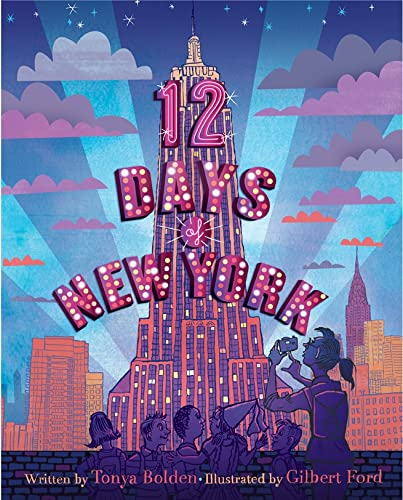 9781419705427: Twelve Days of New York