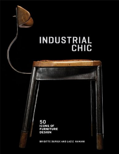 Industrial Chic: 50 Icons of Furniture and Lighting Design: Durieux, Brigitte
