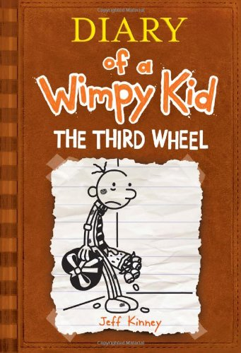 Diary of a Wimpy Kid: The Third Wheel: Kinney, Jeff