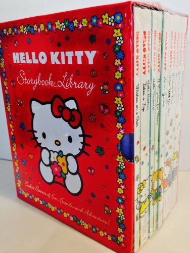 9781419706448: Hello Kitty Storybook Library Gift Box Set