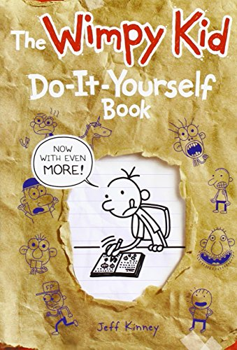 9781419706837: Diary of a Wimpy Kid Do-It-Yourself Book (Revised Edition)
