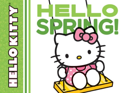 Hello Spring! (Hello Kitty)