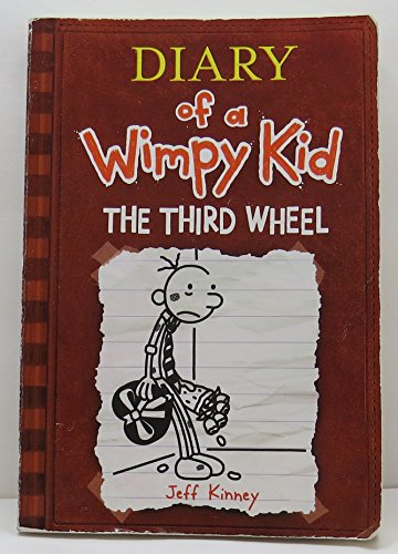 9781419707292: The Third Wheel (Diary of a Wimpy Kid Book 7)