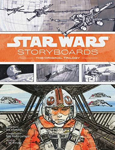 9781419707742: Star Wars Storyboards: The Original Trilogy