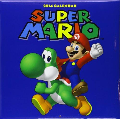 9781419707797: Super Mario 2014 Calendar