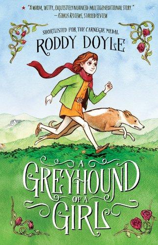 9781419707988: A Greyhound of a Girl