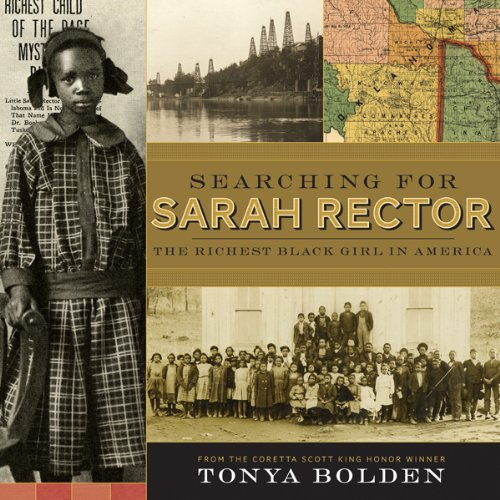 9781419708466: Searching for Sarah Rector: The Richest Black Girl in America