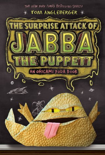 9781419708589: Surprise Attack of Jabba the Puppett (Origami Yoda)