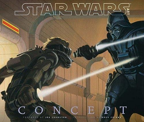 9781419708626: Start Wars Art. Concept (Star Wars)
