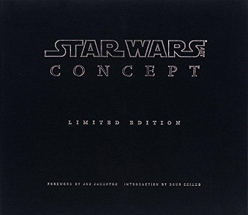 Star Wars Art: Concept (Limited Edition): Lucasfilm Ltd