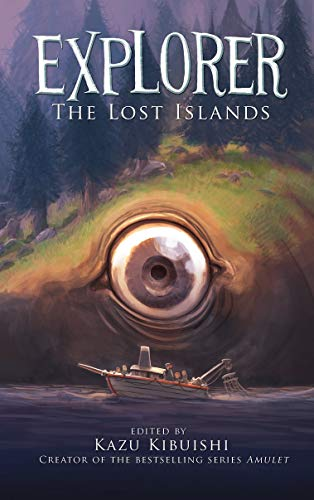 Explorer: The Lost Islands (Paperback or Softback)