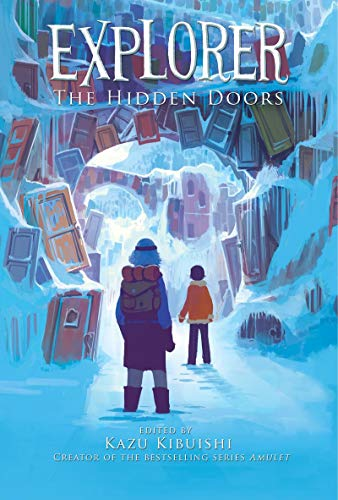 9781419708848: Explorer: The Hidden Doors